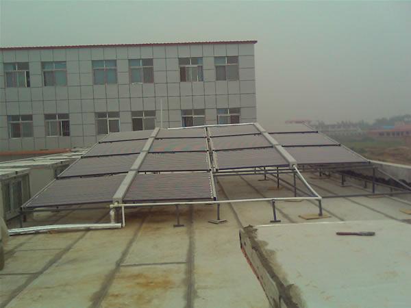 邯郸小学太阳能恒温中央热水工程